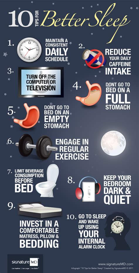6 Powerful Tips to a Better Sleep
