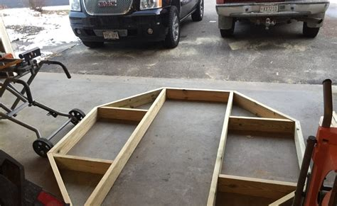 6 Sided Deer Stand Plans