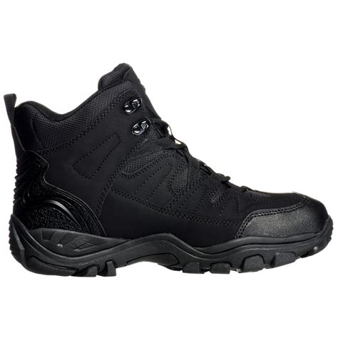 6' Striker Elite Work Outdoor Tactical Men's Black Boots - 9