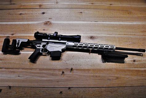 6 5 Creedmoor Ruger Precision Rifle Barrel Life