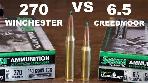 6 5 Creedmoor Versus 270 Winchester - Ron Spomer Outdoors