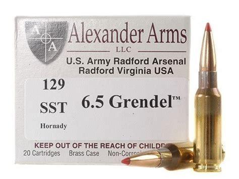 6 5 Grendel Ammo