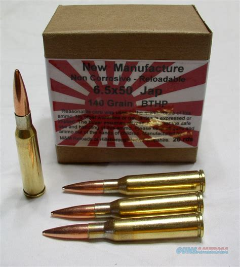 6 5 Jap Ammo For Sale