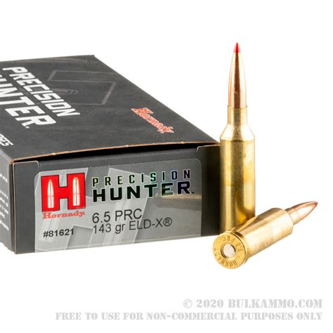 6 5 Prc Hornady Ammo