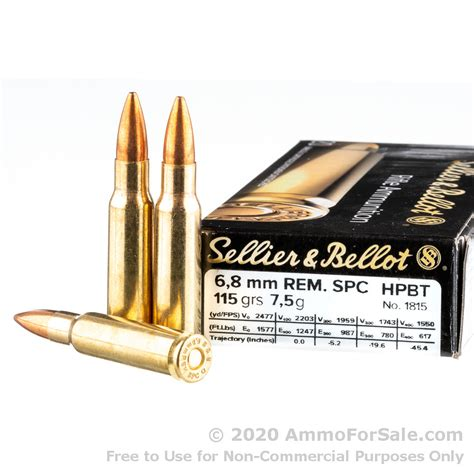 6 8 Ammo For Sale