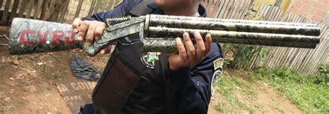 6 Barrel Shotgun Found