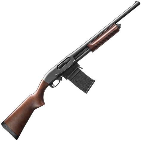 6 Round Remington 870