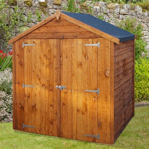 6 x 6 sheds Image