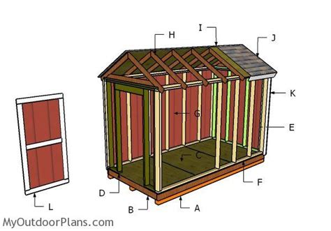6-12-Shed-Roof-Plans