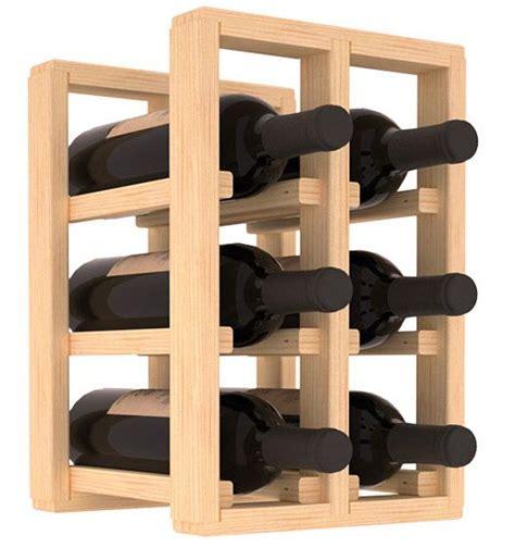 6-Bottle-Wine-Rack-Diy