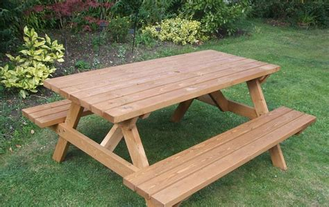 6-Seater-Picnic-Bench-Plans