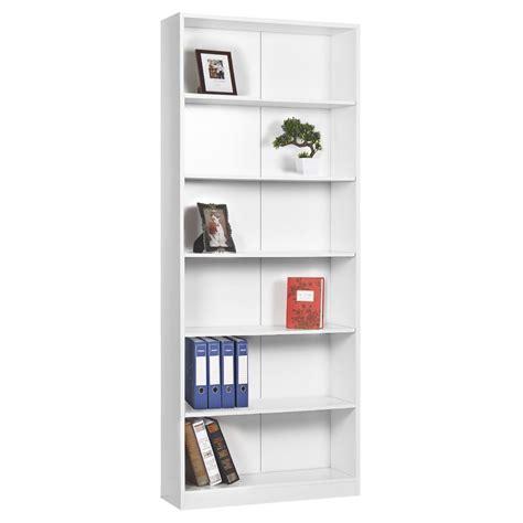 6-Shelf-Bookcase-White