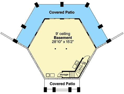 6-Sided-House-Plans