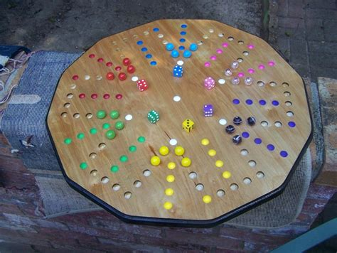 6 player aggravation board Image