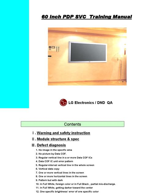 60 pioneer plasma tv pdf manual