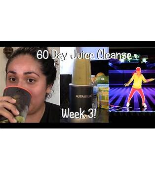 60 Day Juice Cleanse
