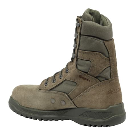 610 Hot Weather Tactical Steel Toe