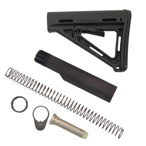 626blk Magpul Moeslk Milspec Stock Black