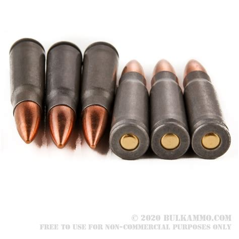 640 Round Sealed Container Of 7 62x39mm Ammo By Tula