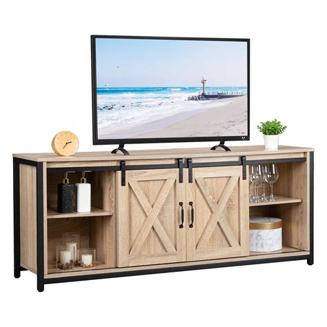 65 Inch Tv Stand With Doors
