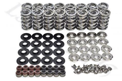 660 Lift Platinum Spring Kit With Titanium Retainers