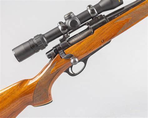 660 Remington Rifle