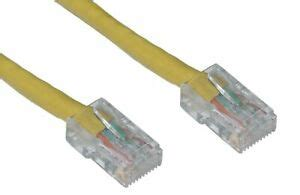 6ft Cat6 Gray Ethernet Patch Cable, Bootless ( 5 PACK ) BY NETCNA