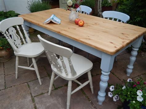 6ft Farmhouse Table Diy