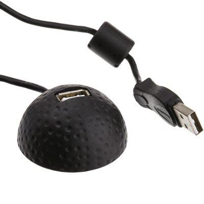 6ft SVGA Extension Cable, HD15, Male to Female, Ferrite Core ( 2 PACK ) BY NETCNA
