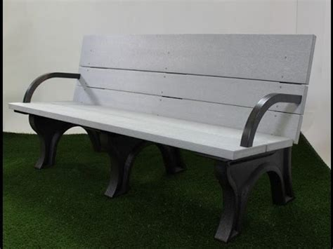 6ft traditional ada bench Image