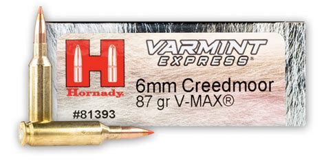 6mm Creedmoor Everything You Need To Know Big Game