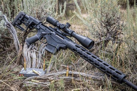 6mm Creedmoor Long Range Rifle