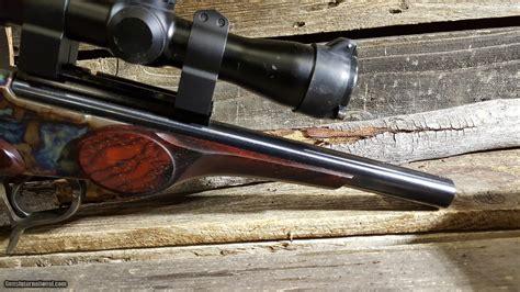 6mm Tcu Bolt Action Rifle