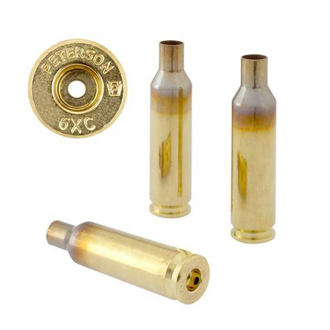 6mm Xc Brass