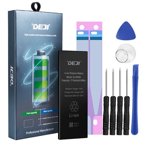6s Battery Replacement