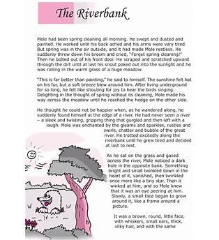 6th Grade Short Story