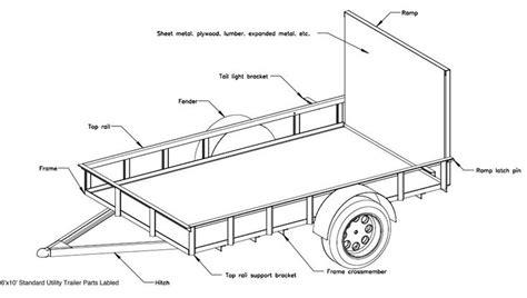 6x10-Utility-Trailer-Plans