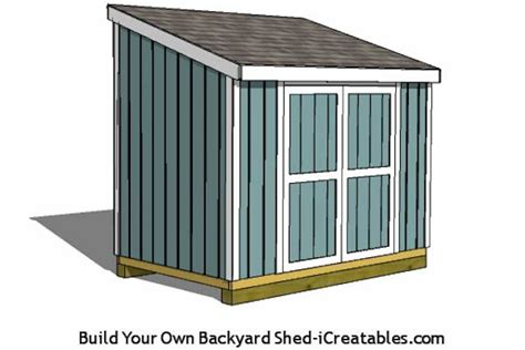 6x8-Ft-Shed-Plans