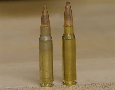 7 62 Nato Vs 308 Winchester Ammo What  S The Difference .