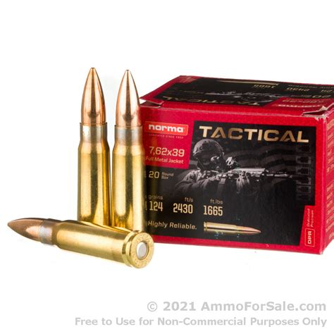7 62x39 Ammo For Sale - Ammunition Store   Bulk Ammo And