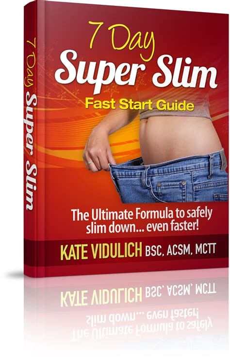 [pdf] 7 Day Super Slim - Main Offer - 7 Day Super Slim - How To .