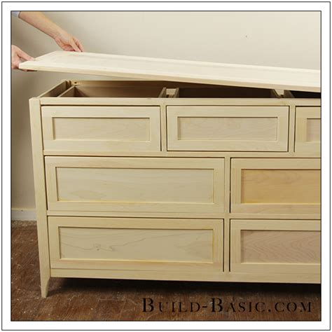 7 Drawer Dresser Diy