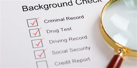 7 year background check