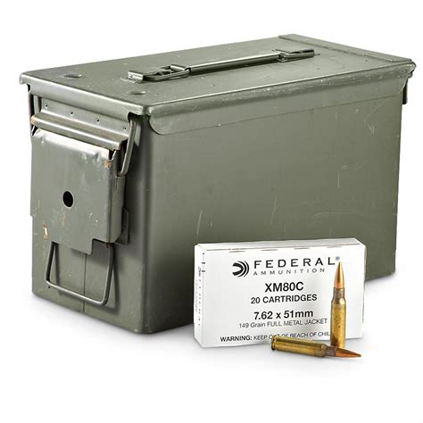 7 5x17wx14h Ammo Can