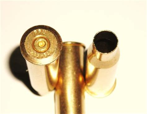 7 62 X 54 R Russian PPU Once Fired Reloading Cartridge