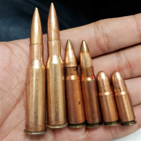 7 62 X39 And 308 Ammo Cost