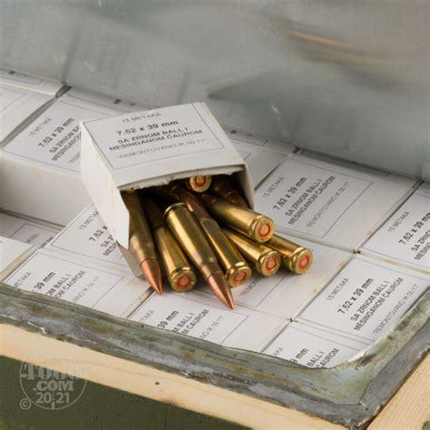 7 62 X39 Bulk Ammo