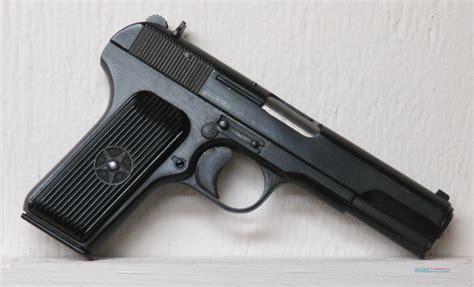 7 62x25 Tokarev Handguns