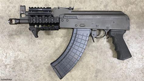 7 62x39 Handgun