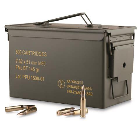 7 62x50 Ammo Price
